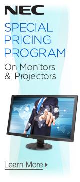 NEC Special Pricing Arrangement Program