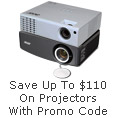 Save Up To $110 On Projectors Wth Promo Code