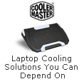 Cooler Master Laptop Cooling Solutions