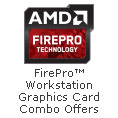 AMD FirePro Workstation VGA Combos
