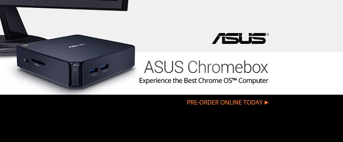 ASUS Chromebox