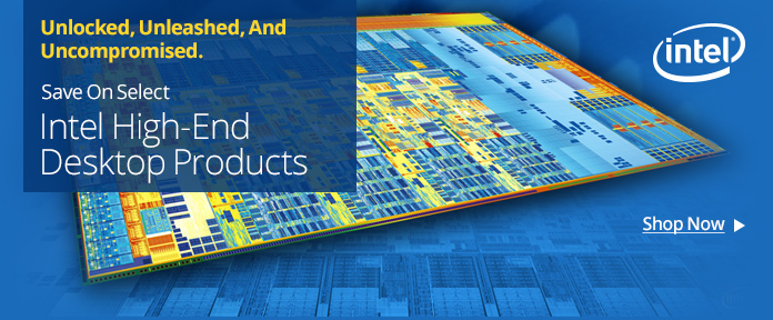 The All New Intel® Extreme Processors