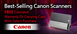 Best-Selling Canon Scanners