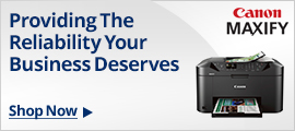 Canon MAXIFY Printers