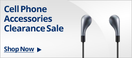 Cell Phone Accessories Clearance Sale