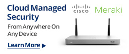 Cisco Meraki Quote Request