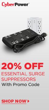 CyberPower Essential Surge 20%
