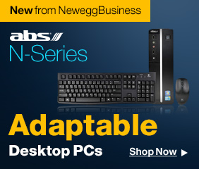 ABS N-Series Desktops - Now Available
