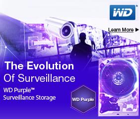 WD Surveillance Drives