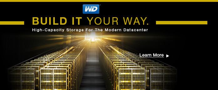 WD Datacenter Storage