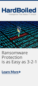 HardBoiled Blog: Ransomware Protection