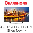 4K Ultra HD LED TVs