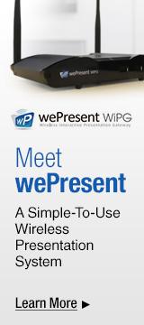 Meet wePresent