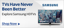 TVs Have Never Been Better Explore Samsung HDTVs