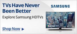 TVs Have Never Been Better Explore Samsung HDTVs