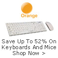 Save up to 52% on keyboards and mice