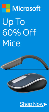 Up to 60% off Mice