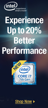 experience up to 20% better performance