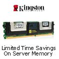 Limited Time Savings On Server Memory