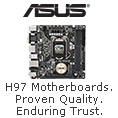 H97 Motherboards, Proven Quality, Enduring Trust.