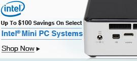 Intel MINI PC Systems