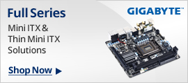 Gigabyte Mini ITX