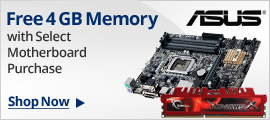 Free 4 GB Memory