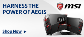 HARNESS THE POWER OF AEGIS