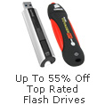 Up to 55% off  Top-Rated Flash Drives