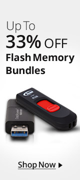 USB Flash Drives Combos up to 33% Off