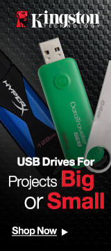 Kingston USB Drives For Any Business