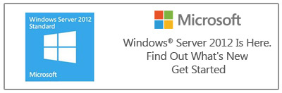 WELCOME Windows® Server 2012