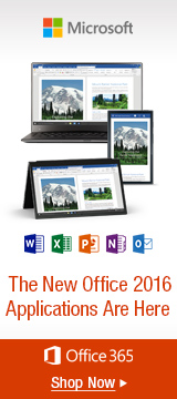 The New Office 2016 Applications Are Here