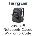 20% Off Notebook Cases