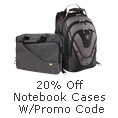 20% off Notebook Cases with Promo Code