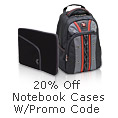 20% Off Notebook Cases w/ promo code