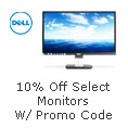 10% Off Select Monitors W/ Promo Code