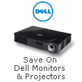 Dell UltraSharp, P Series, and E Series Monitors & Projectors For Business