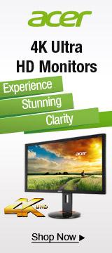4K Ultra HD Monitors
