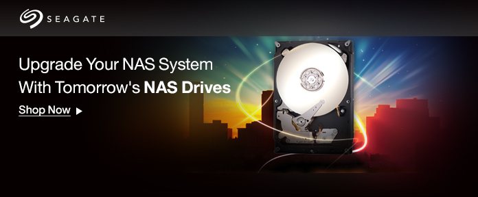 Upgrade Your NAS System With NAS Drives