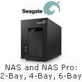 Seagate NAS And NAS Pro: 2-Bay, 4-Bay, 6-Bay