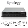 Up to $350 off NAS with Promo Code