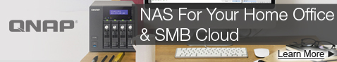 NAS for your home office & SMB cloud