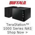 TeraStation 1000 series NAS
