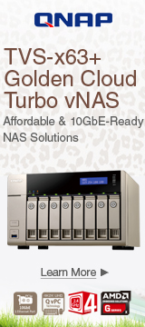Affordable&10GbE-Ready NAS Solutions