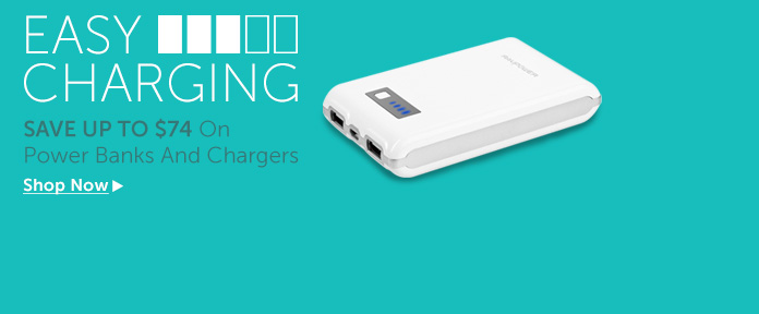 Power Banks Chargers