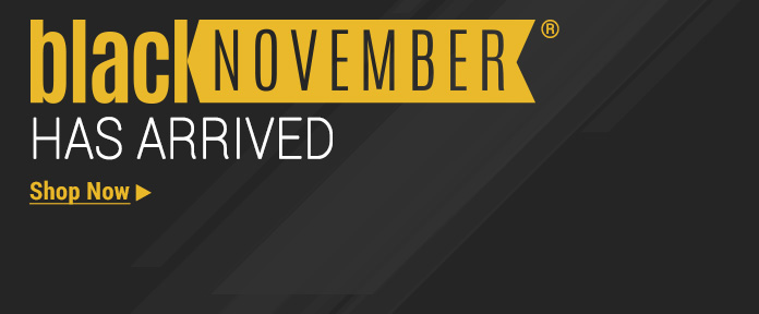Black November Launch