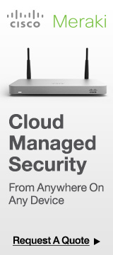 Cisco Meraki Cloud