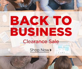 Back to Business Clearance Sale