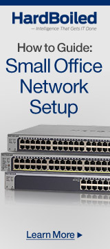 How to Guide: Small Office Network Setup